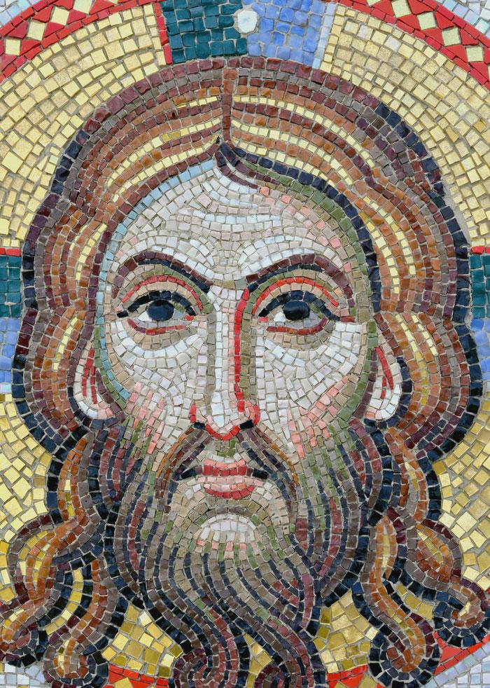 Мозаичная мастерская Апостол