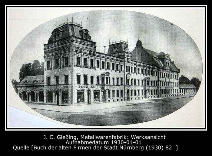 J.C. GIESSING, NÜRNBERG DEUTSCHE REISCHBAHN KEROSENE LANTERNS