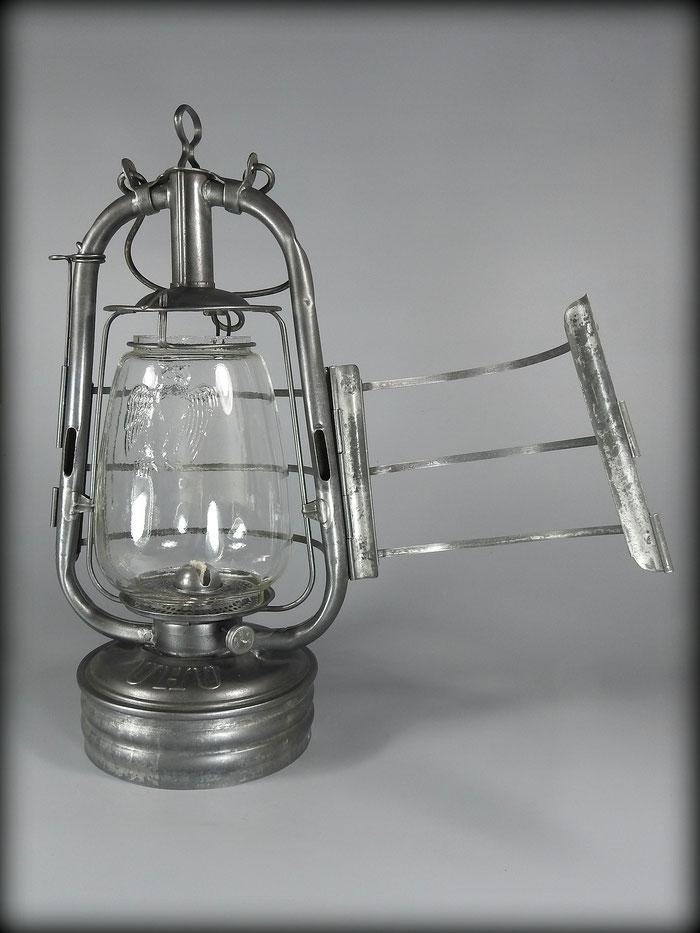 Uhu (drp / Drgm) Fa. GebrÜder Bing NÜrnberg Lantern
