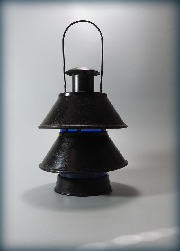 WW2 SWISS HOSPITAL LUFTWAFFE LANTERN - LUFTSCHULTZ KERZENLEUCHTEN WEHRMACHT BUNKER CANDLE LIGHT