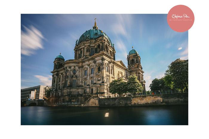 Berliner Dom Langzeitbelichtung