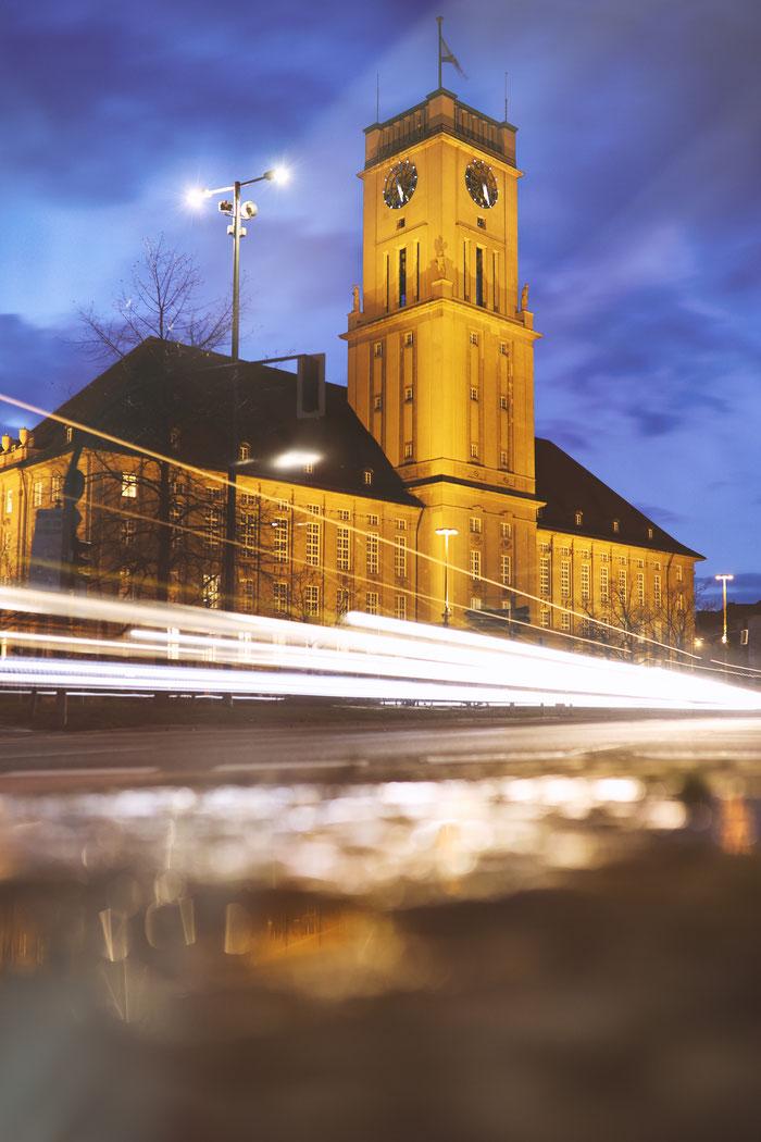 Rathaus Schöneberg Berlin