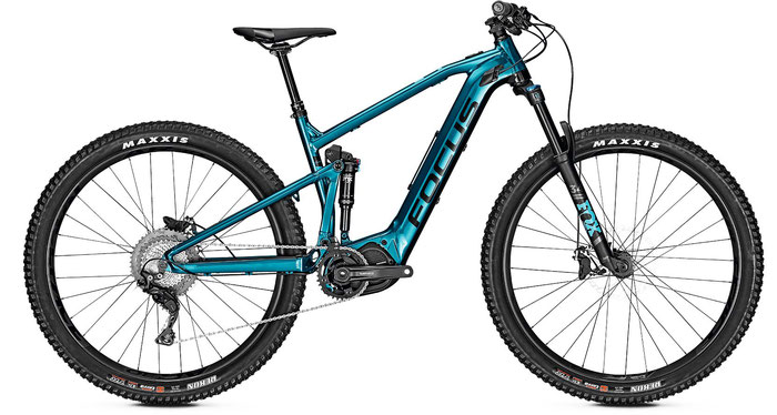 Focus Jam² 6.8 Nine e-Mountainbike 2019
