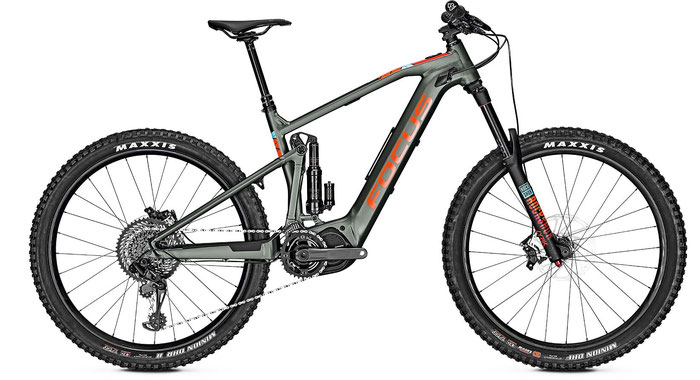 Focus Sam² 6.9 e-Mountainbikes 2019