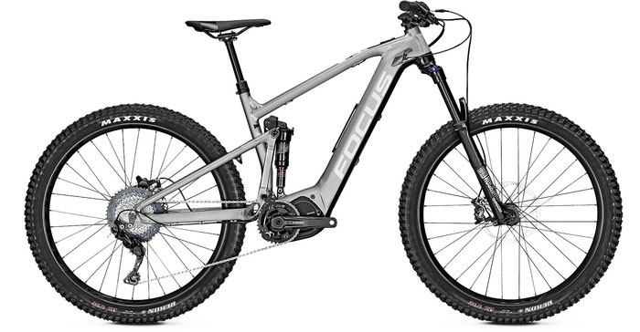 Focus Jam² 6.7 Plus e-Mountainbike 2019
