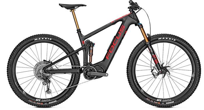 Focus Jam² C 9.9 Nine e-Mountainbike 2019