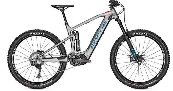 Focus Sam² 6.8 e-Mountainbikes 2019