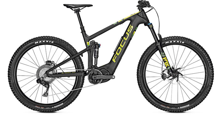 Focus Jam² 9.7 Plus e-Mountainbike 2019