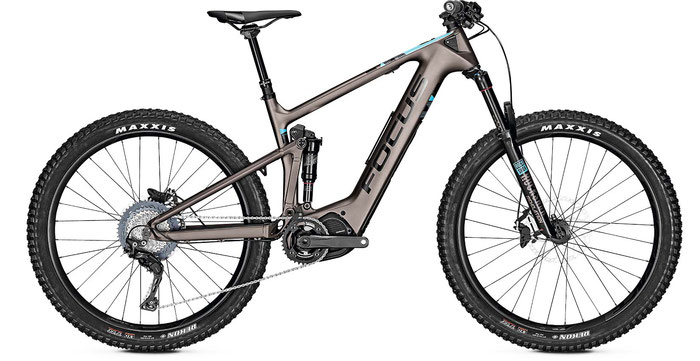 Focus Jam² 9.6 Plus e-Mountainbike 2019