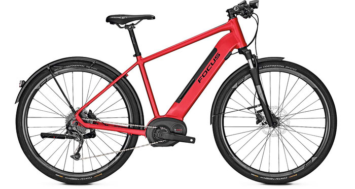 Focus Planet² 9.8 Urban e-Bike 2019
