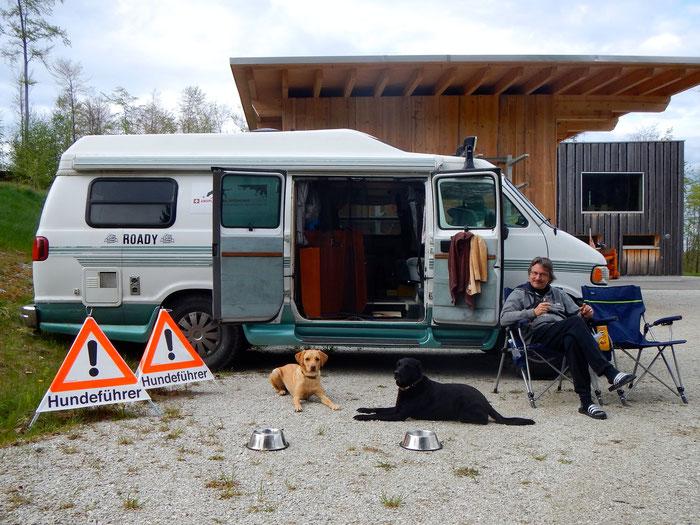 Anoplophora Spürhunde Schweiz