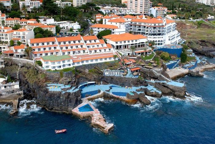 Unser Hotel Rocamar