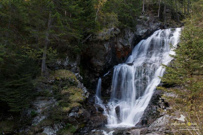 Riesachwasserfall, Rohrmoos Untertal