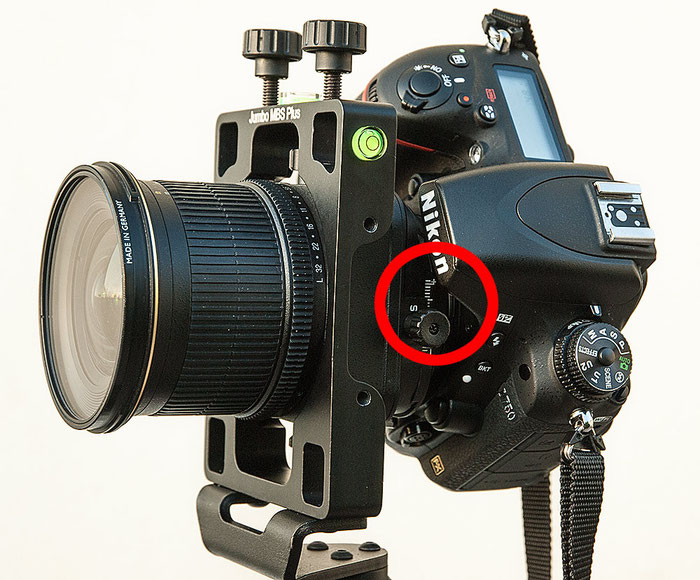 Praxis-Test Agno's Jumbo MBS Plus: Platzproblem Suchergehäuse mit digitaler Spiegelreflexkamera Nikon D750 und Shift/Tilt PC-E 24 mm 1:3,5 D ED, Foto: bonnescape