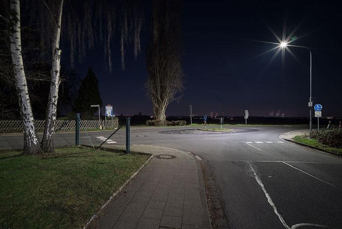 Praxistest: Nachtaufnahme mit dem VOIGTLÄNDER 3,5/21mm SKOPAR E auf SONY Alpha 7 s II, www.bonnescape.de
