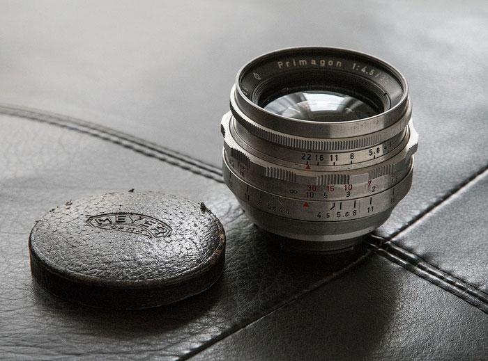 Erfahrungen mit dem 3.5/30 mm Lydith: Der Vorgänger, das 4,5/35 mm Primagon. Foto: bonnescape
