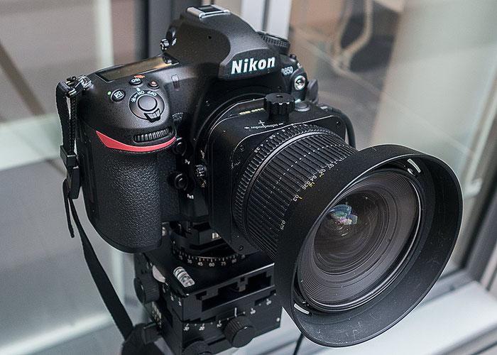 Praxistest NIKON D850 mit PC-E 24 mm 1: 3,5. Westgate Köln. Foto: Dr. Klaus Schörner.