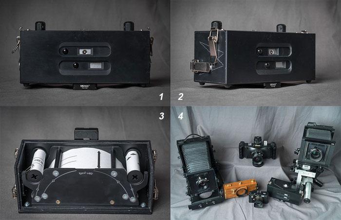 Kameraansichten, Pinhole-Fotografie mit der RealitySoSubtle 6x17cm Lochbildkamera, Praxisbericht Dierk Topp, www.bonnescape.de