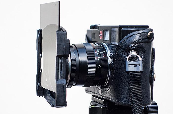 Erfahrungen mit der Leica M9 mit Zeiss Biogon 21mm und Weitwinkel-Filterhalter COKIN P
