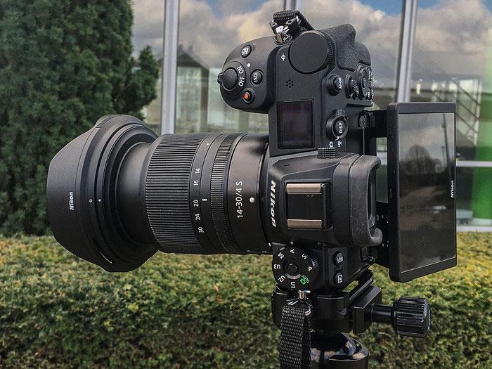 NIKON Z7 mit Z 14-30 mm 1:4 S. Foto: bonnescape.de