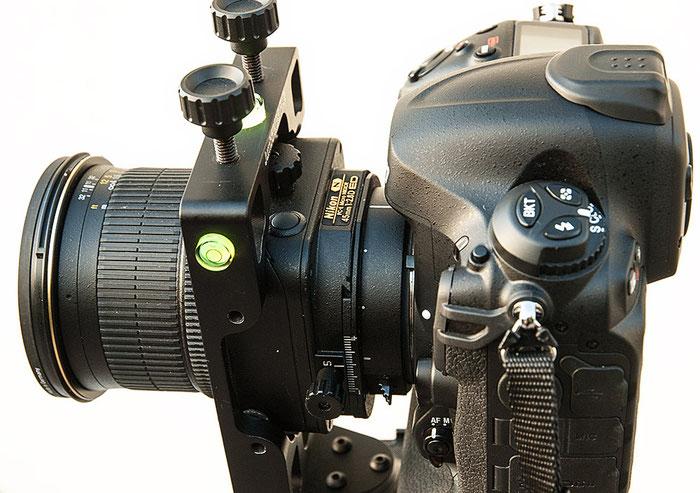 Praxis-Test Agno's Jumbo MBS Plus mit DSLR Nikon D4 und Shift/Tilt PC-E 45 mm 1:2,8 D ED, Foto: bonnescape