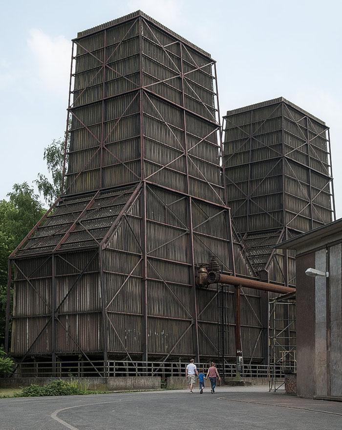 Praxistest NIKON D850, AF-S 24-120 mm 1: 4, Landschaftspark Duisburg. Foto: bonnescape