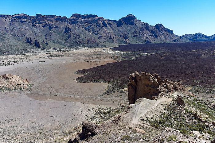 Las Cañadas del Teide im Teide-Nationalpark. Landschaftsfoto mit Leica M9 und 21 mm Zeiss Biogon. Foto: Klaus Schoerner
