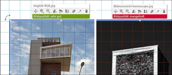 Praxistest SAAL Digital Professional Line Fotobuch. Angaben zur Bildauflösung. Foto: bonnescape.de