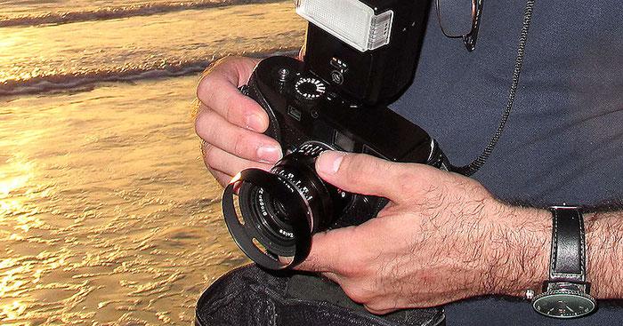 Die LEICA M9 mit dem 2,0/35 mm ZEISS Biogon im Praxistest. Erfahrungsbericht nach 5 Jahren und 5 Reisen. Foto Dalyani Schoerner