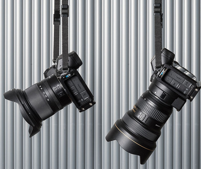 Test an der Z7: NIKON AF-S 14-24 mm 1:2,8 G ED mit FTZ-Adapter vs. Z 14-30 mm 1:4 S. Foto: bonnescape.de