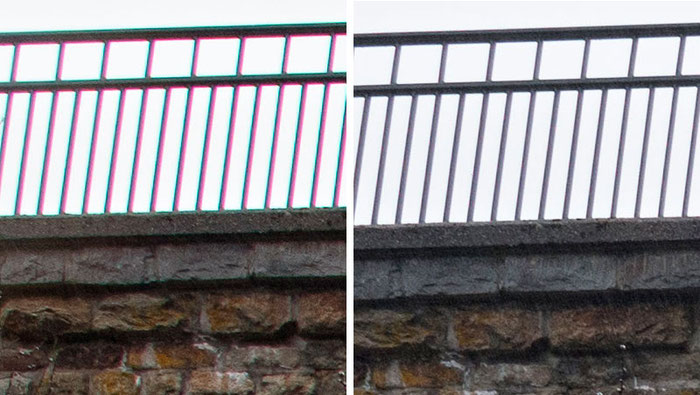 Architekturfoto Viadukt, Vergleich CAs, AF-S 14-24 mm 1:2,8 G ED vs. Z 14-30 mm 1:4 S. Foto: bonnescape.de