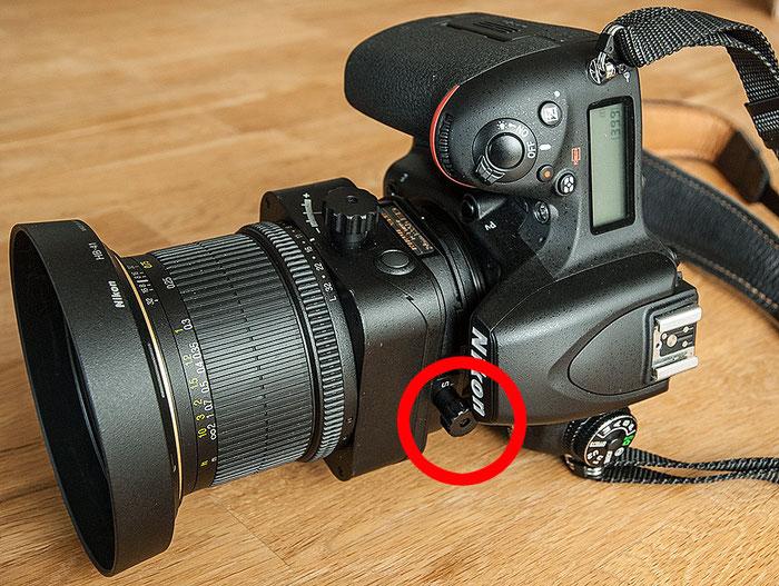 Praxis-Test: Mit der NIKON D750 stösst das 3,5/24 mm PC-E Nikkor an Grenzen. Foto: bonnescape