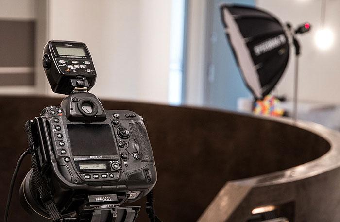 Erfahrungsbericht: Softbox für Systemblitze im Einsatz mit Nikon D4 und SB-800 sowie SU-800, SMDV Speedbox-70 Dodecagon. Foto: bonnescape.de