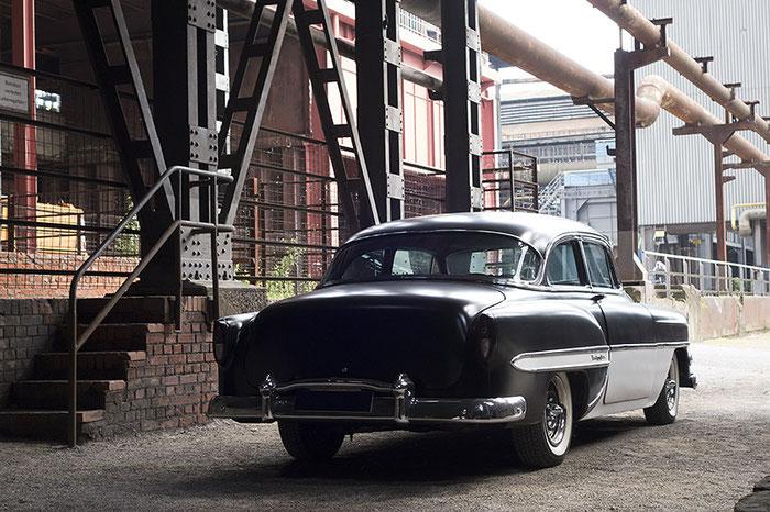 1953er Chevrolet Bel Air, Foto: Klaus Schoerner