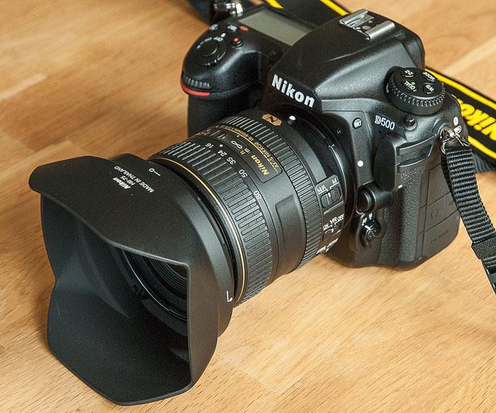 Praxistest NIKON D500 mit dem AF-S 16-80 mm 1:2,8-4E ED, Foto: bonnescape