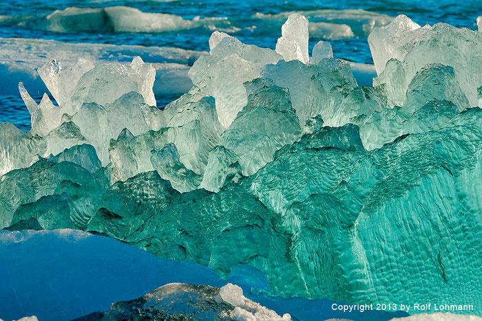 Rolf Lohmann Bildarchiv Island: Gletscherlagune Jökulsárlón. Reisefotografie, Landschaftsfotografie, SONY Alpha 99. bonnescape.de