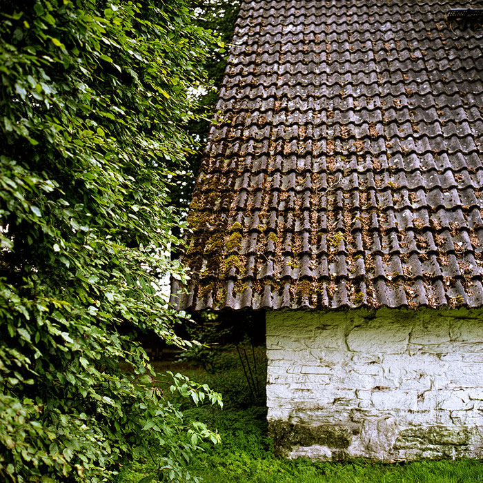 "Praxistest ROLLEIFLEX 2,8 GX, Foto ""Bauernhaus"". Foto: bonnescape"