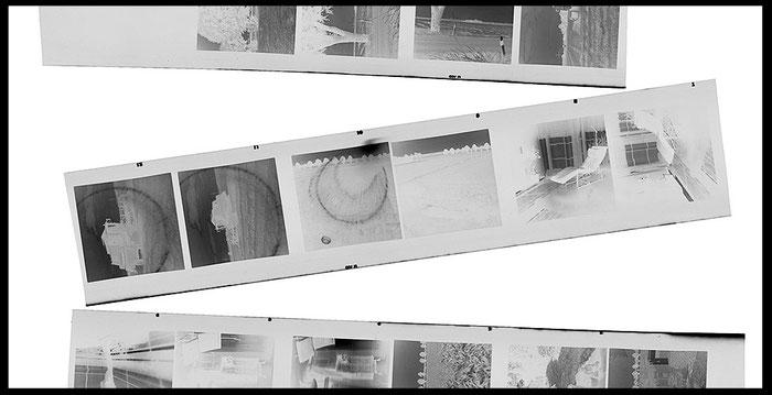 Test PURMA SPECIAL: Ansicht des entwickelten Films. Foto: bonnescape