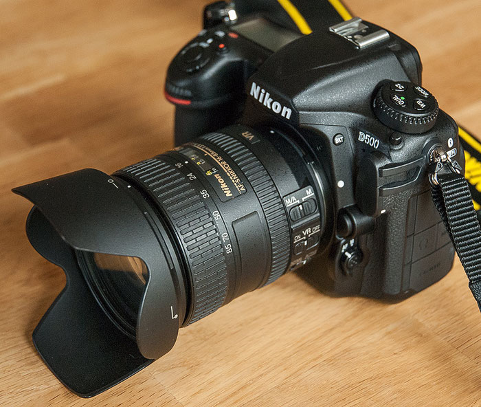 Praxistest NIKON D500 mit dem AF-S 16-85 mm 1:3,5-5,6 ED, Foto: bonnescape