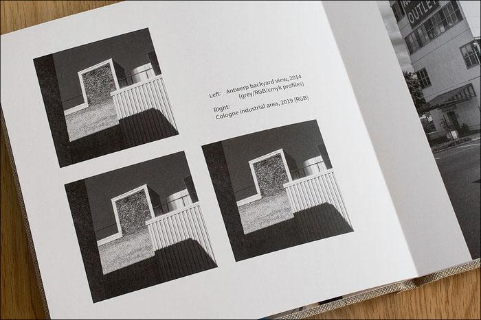 Erfahrungsbericht Schwarzweiss-Fotodruck im Professional Line Fotobuch von Saal Digital. Foto: bonnescape.de