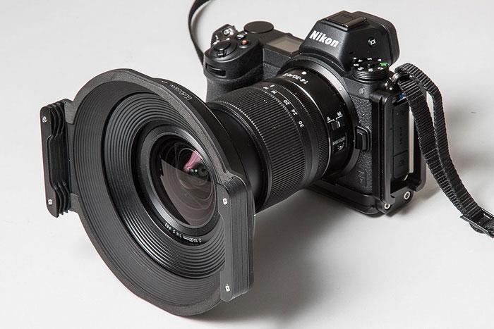 NIKON Z7 mit Z 14-30 mm 1:4 S, mit HAIDA Filterhalter 150. Foto: bonnescape.de