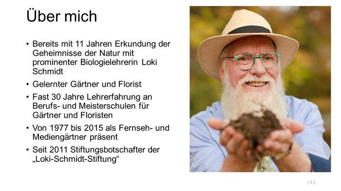 Foto: Jürgen Müller, Bargteheide - Gartenbotschafter John Langley®