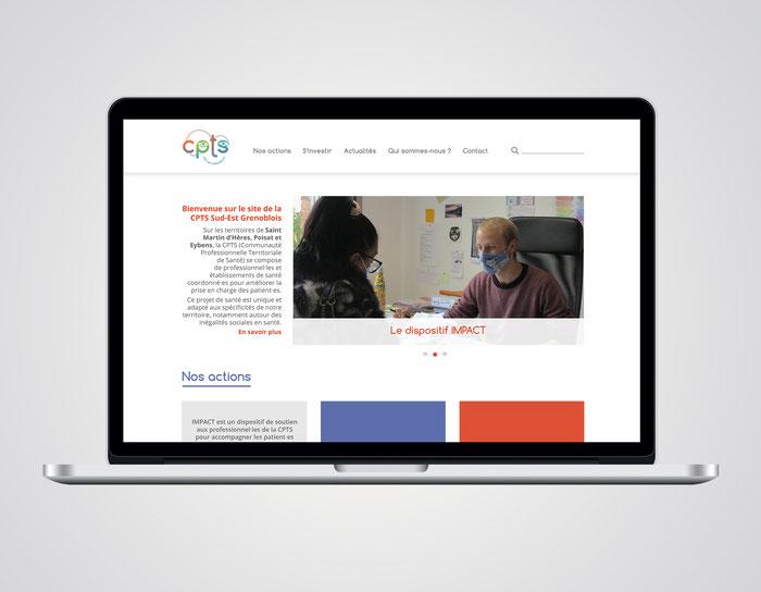 Création site web CPTS