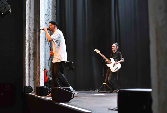 KAFVKA live im Z-Bau Nürnberg | Foto: (c) Sarah Weinberg | @sarahwhoeverphoto
