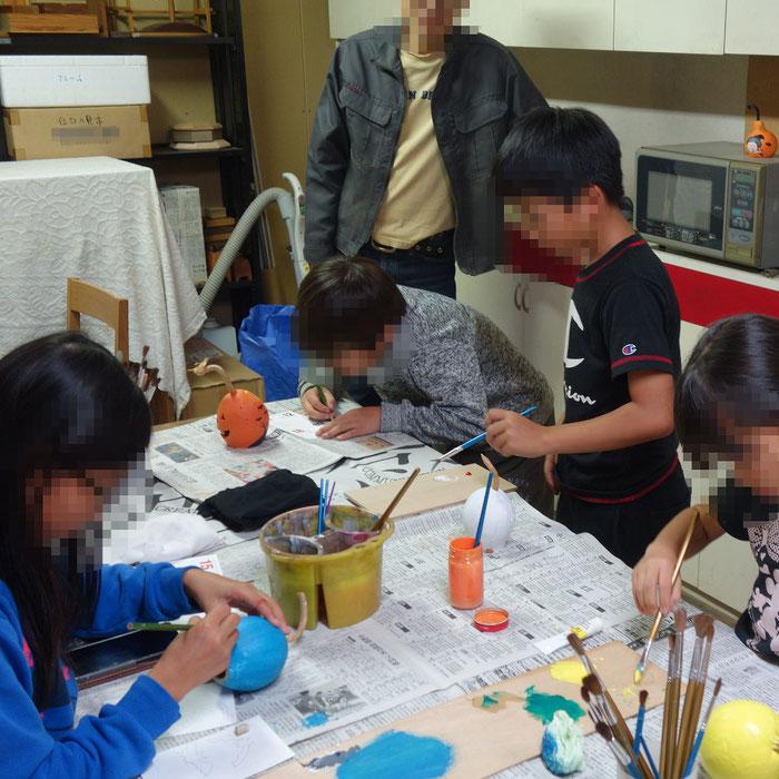 子供の造形教室