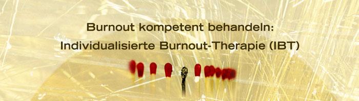 Burnout kompetent behandeln: Individualisierte Burnout-Therapie (IBT), Schulungen und Fortbildungsveranstaltungen