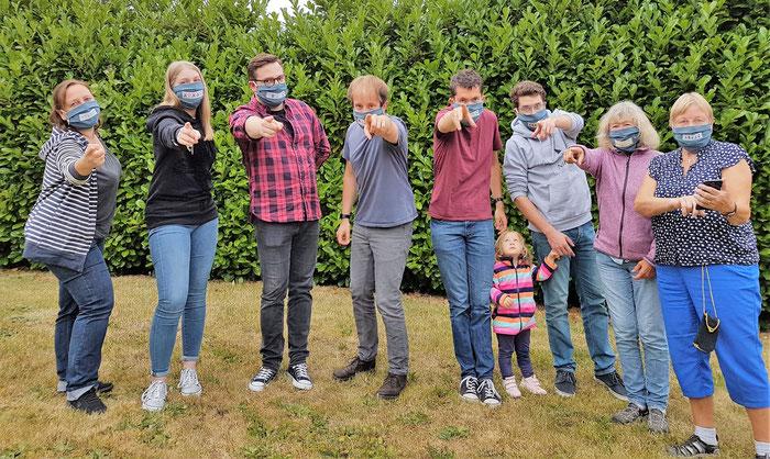 Theater in Corona-Zeiten 2020: draußen und mit Maske