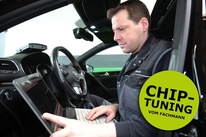 Chiptuning vom Fachmann JS Automobilwerkstatt