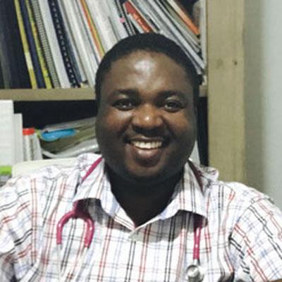 Dr Clever Banda Paediatrician Hervey Bay Doctor