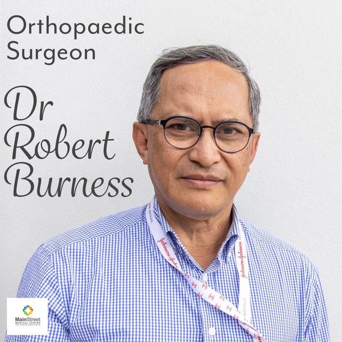 Dr Robert Burness Hervey Bay
